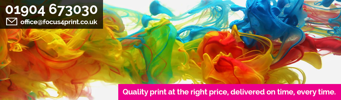 Quality print at the right price